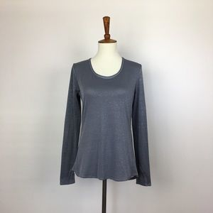 Athleta Pullover Top Size S